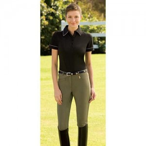 Riding Sport Low Rise Full Seat Riding Breeches