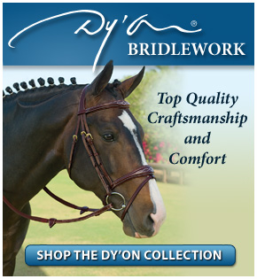 Dy'on Bridlework - Top Quality Craftsmanship and Comfort
