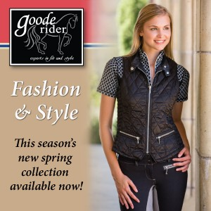 Dover Saddlery - Goode Rider Collection