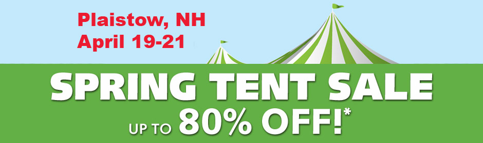 Dover Saddlery Tent Sale in Plaistow NH