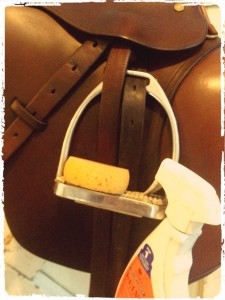 tack cleaning