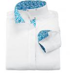 tailored sportsman premier convertible collar show shirt