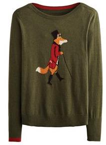 joules marsha intarsia sweater