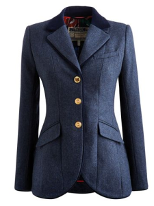 joules parade tweed jacket