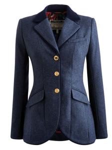 joules parade tweed jacket