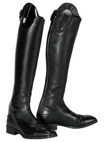 ariat dress patent zip boot