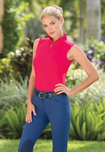 coolblast sleeveless shirt