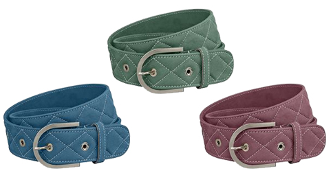 Equestrian Belts – Stylish Accessory to Show Ring ...