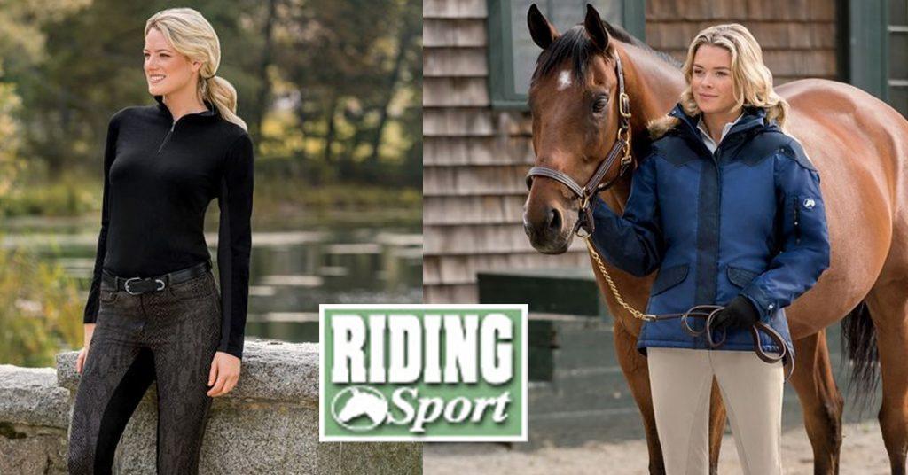 riding apparel fabrics