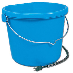 heated flatback bucket