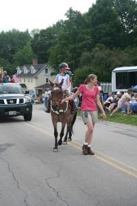 parade riding