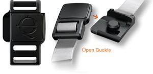 troxel self locking buckle