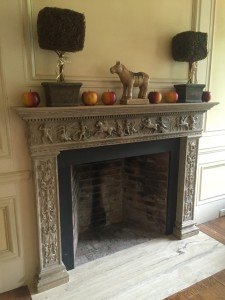 brackenside fireplace
