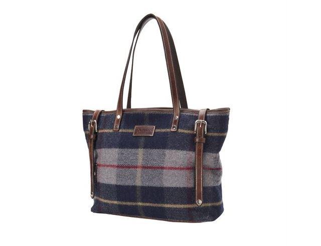 Dover Saddlery® Vintage Wool Tote