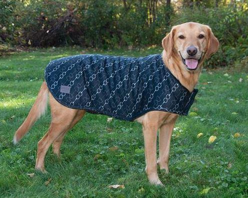 Dover Saddlery® Bit-by-Bit™ Fleece Dog Coat