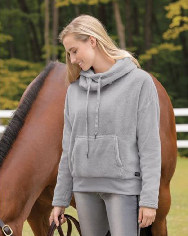 Dover Saddlery® Ladies' Cozy Fleece Pullover