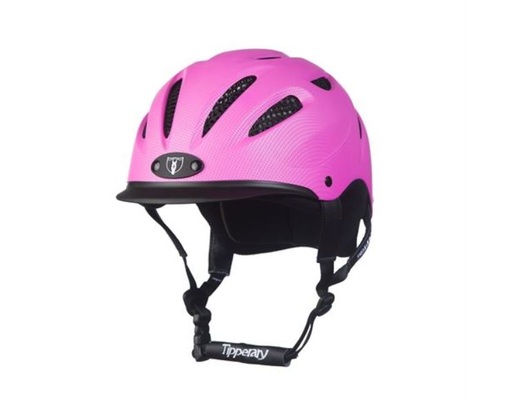 Pink Tipperary Sportage Toddler Helmet