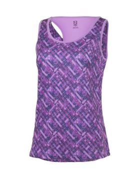 Pink Noble Outfitters lightweight tank top to keep you cool this summer.